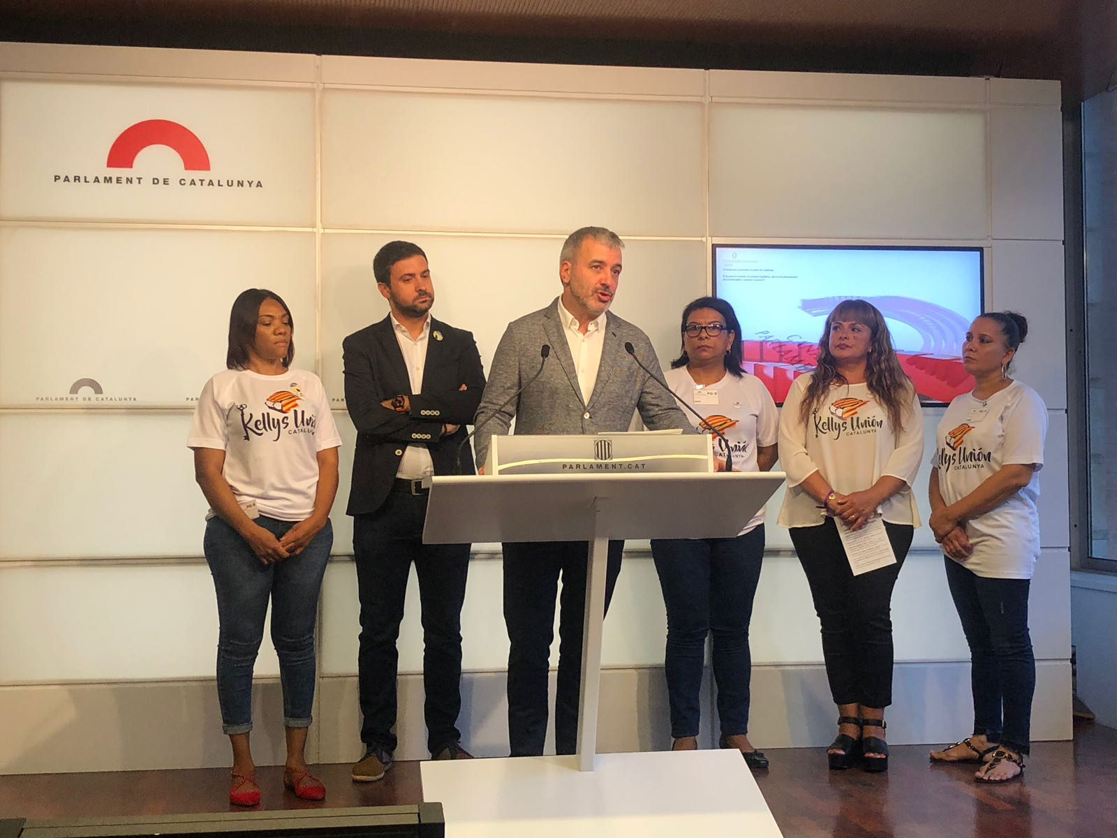 Socialistes psc barcelona for Oficina de treball barcelona